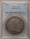 Early Dollars, 1800 $1 AMERICAI Fine 12 PCGS. B-19, BB-192, R.2....