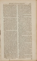 Books, Early Printing of the Declaration of Independence in England ...