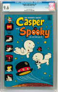 Bronze Age (1970-1979):Humor, Casper and Spooky #2 File Copy (Harvey, 1972) CGC NM+ 9.6 Off-whiteto white pages....