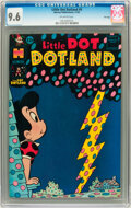 Bronze Age (1970-1979):Humor, Little Dot Dotland #9 File Copy (Harvey, 1963) CGC NM+ 9.6Off-white pages....