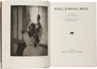 Doris Ulmann, photographs. Julia Peterkin, text. Roll, Jordan, Roll