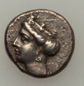 Ancients:Greek, Ancients: PONTUS. Amisus. Ca. 400-360 BC. AR siglos (5.61 gm). ...