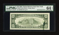 Error Notes:Ink Smears, Fr. 2027-B $10 1985 Federal Reserve Note. PMG Choice Uncirculated64 EPQ.. ...