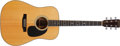 Musical Instruments:Acoustic Guitars, 1981 Martin HD-35 Natural Acoustic Guitar, #432859. ...