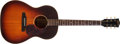 Musical Instruments:Acoustic Guitars, 1964 Gibson LG-1 Sunburst Acoustic Guitar, #218583....