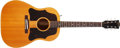 Musical Instruments:Acoustic Guitars, 1958 Gibson J-50 Natural Acoustic Guitar, #T3293....