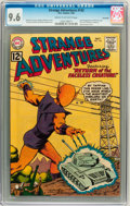 Silver Age (1956-1969):Science Fiction, Strange Adventures #142 Savannah pedigree (DC, 1962) CGC NM+ 9.6Cream to off-white pages....