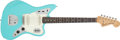 Musical Instruments:Electric Guitars, 1964 Fender Jaguar Refinished Seafoam Green Solid Body ElectricGuitar, #L50759. ...