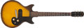 Musical Instruments:Electric Guitars, 1962 Gibson Melody Maker Sunburst Solid Body Electric Guitar#29663. ...