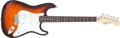 Musical Instruments:Electric Guitars, 1991 Fender USA Stratocaster Ultra Strat Sunburst Electric Guitar,#N1 040137...