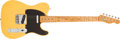 Musical Instruments:Electric Guitars, 1998 Fender Telecaster '52 American Reissue Butterscotch ElectricGuitar # 32366...