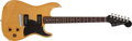 Musical Instruments:Electric Guitars, 2005 Fender USA Stratosonic Butterscotch Electric Guitar # DZ5010282...