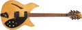 Musical Instruments:Electric Guitars, 1991 Rickenbacker 330/12 Mapleglo Electric Guitar # F4 7154 ...