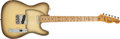Musical Instruments:Electric Guitars, 1977 Fender Telecaster Antiqua Electric Guitar # S725761...
