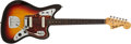 Musical Instruments:Electric Guitars, 1964 Fender Jaguar Sunburst Electric Guitar # L27196...