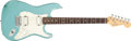 Musical Instruments:Electric Guitars, 1997 Fender Stratocaster Big Apple Sherwood Green Electric Guitar #N7239034...