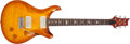 Musical Instruments:Electric Guitars, 2003 Paul Reed Smith (PRS) Custom 22 Amber Sunburst Electric Guitar# 3 74736...