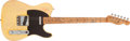 Musical Instruments:Electric Guitars, 1953 Fender Telecaster Butterscotch Blonde Solid Body ElectricGuitar, #1321. ...