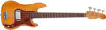 Musical Instruments:Bass Guitars, 1960 Fender Precision Bass Stripped to Natural Electric Bass Guitar, #50308. ...