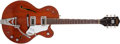 Musical Instruments:Electric Guitars, 1967 Gretsch Tennessean Burgundy Semi-Hollow Body Electric Guitar,#27237. ...