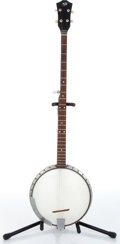 Music Memorabilia:Instruments , 1960s Del Canto 5-String Banjo No Serial Number. ...