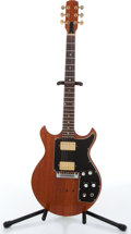 Musical Instruments:Electric Guitars, 1960s Gibson SG Copy Natural Electric Guitar Serial# N/A. ...