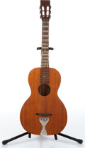 Music Memorabilia:Instruments , 1940s Howard W. Foote and Co. Natural Acoustic Slide Guitar NoSerial Number....