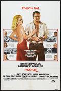 "Movie Posters:Crime, Hustle Lot (Paramount, 1975). One Sheets (2) (27"" X 41""), Half Sheet (22' X 28""), and Insert (14"" X 36""). Crime.. ... (Total: 4 Items)"