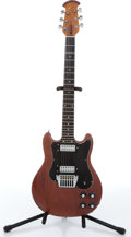Musical Instruments:Electric Guitars, 1980 Ovation Preacher Natural Electric Guitar Serial# E18917....
