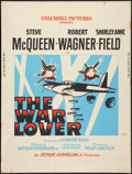 """Movie Posters:War, The War Lover (Columbia, 1962). Poster (30"""" X 40""""). War.. ..."""