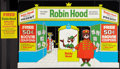"Movie Posters:Animation, Robin Hood (Buena Vista, 1973). Canadian Product Tie-In Poster (24""X 36""). Animation.. ..."