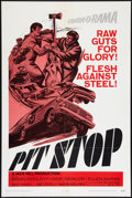"Movie Posters:Sports, Pit Stop (Rio Pinto, 1969). One Sheet (27"" X 41""). Sports.. ..."