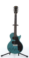 Musical Instruments:Electric Guitars, 1983 Gibson Challenger Green Electric Guitar Serial# 82293606....