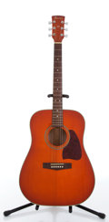 Musical Instruments:Acoustic Guitars, 2003 Ibanez Artwood Natural Acoustic Guitar Serial# C030402541....