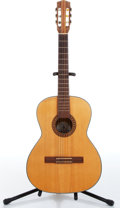 Musical Instruments:Acoustic Guitars, Vintage Clemente Segorio 488-B Natural Acoustic Guitar Serial#1142....