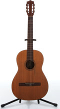 Musical Instruments:Acoustic Guitars, Circa 1900's Vicent Tatay Natural 3/4 Acoustic Guitar Serial# N/A....