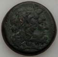 Ancients:Greek, Ancients: PTOLEMAIC EGYPT. Ptolemy II Philadelphus (285-246 BC). AE46mm (86.28 gm). ...