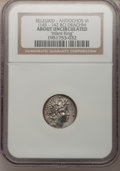 Ancients:Greek, Ancients: SELEUCID KINGDOM. Antiochus VI Dionysus (144-142/1 BC).AR drachm. ...