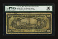 Canadian Currency: , Montreal, PQ- Royal Bank of Canada $10 Jan. 2, 1913 Ch. 630-12-08....