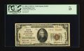 National Bank Notes:Pennsylvania, Scranton, PA - $20 1929 Ty. 2 Scranton NB Ch. # 13947. ...