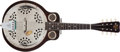 Musical Instruments:Banjos, Mandolins, & Ukes, 1929-30 Dobro No 5 Dark Stain Shaded Resonator Mandolin, No Number....