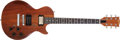 "Musical Instruments:Electric Guitars, 1978 Gibson ""The Paul"" Brown Solid Body Electric Guitar, #73538597...."