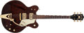 Musical Instruments:Electric Guitars, 1967 Gretsch Country Gentleman Burgundy Semi-Hollow ElectricGuitar, #37726. ...
