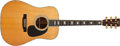 Musical Instruments:Acoustic Guitars, 1976 Martin D-45 Natural Acoustic Guitar, #379672. ...