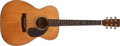 Musical Instruments:Acoustic Guitars, 1961 Martin 000-18 Natural Acoustic Guitar, #175466. ...