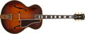 Musical Instruments:Acoustic Guitars, 1947 Gibson L-5 Sunburst Acoustic Archtop Guitar, #A1077. ...