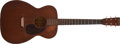 Musical Instruments:Acoustic Guitars, 1950 Martin 00-17 Natural Acoustic Guitar, #115056. ...
