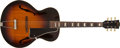 Musical Instruments:Acoustic Guitars, 1954 Gibson L-50 Sunburst Archtop Acoustic Guitar, #X944625....