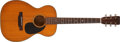 Musical Instruments:Acoustic Guitars, 1968 Martin 0-18 Natural Acoustic Guitar, #233734. ...