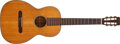 Musical Instruments:Acoustic Guitars, 1967 Martin OO-16C Natural Acoustic Guitar, #217945....